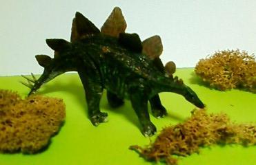 ステゴザウルス1
