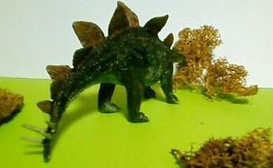ステゴザウルス3