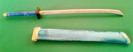 ジムコマンド新撰組仕様 武器 日本刀