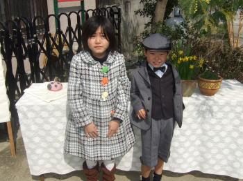 Kanae と Taisei
