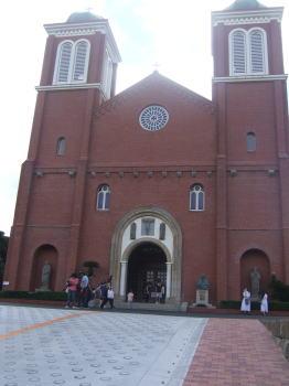 浦上天主堂の外観