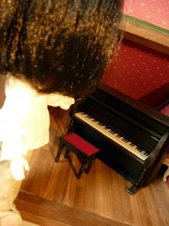 ピアノで奏でるのは