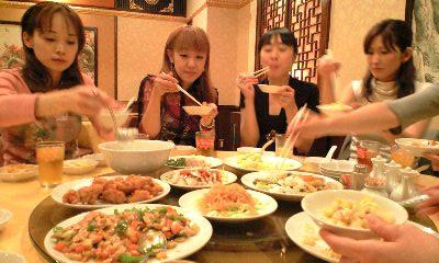 横浜中華街食べるよ