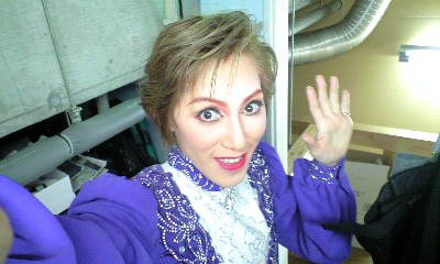 ライブ 紫