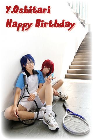 ★大好きなゆぅしのお誕生日★