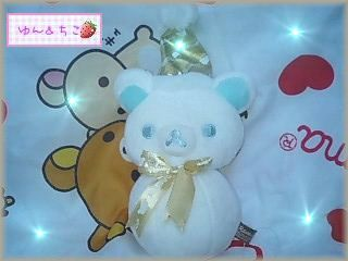 ゴージャスな雪だるましゃん♪~ラグジュアリークリスマスぬいぐるみ~-1
