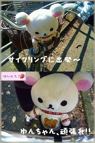 ちこちゃん日記★67★箱根deサイクリング-1