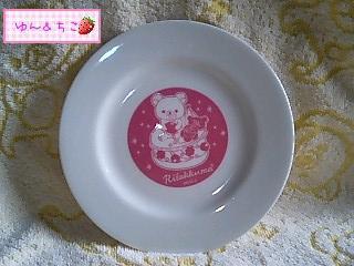 スイーツ絵皿♪-3