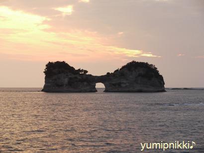 南紀白浜 円月島