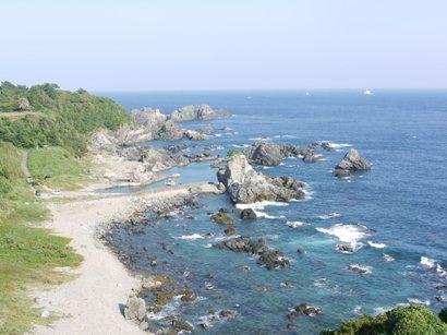 潮岬からの風景♪
