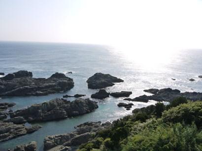 潮岬からの風景☆