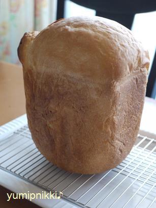 初めての食パン♪