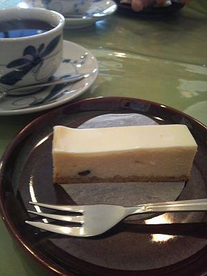 大好きチーズケーキ~♪