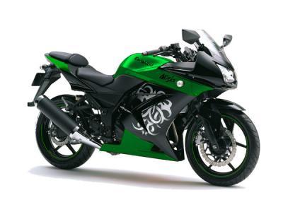 Ninja250R.SE(緑)