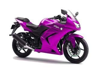 ピンク紫Ninja