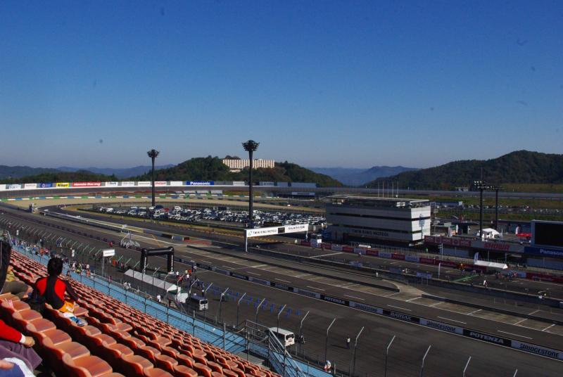 レース場☆