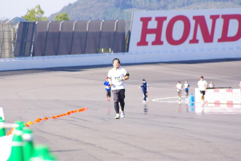 10km完走☆