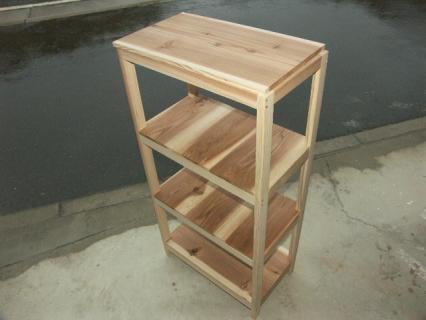 ガーデンラック棚板