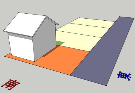 太陽電池-南向き