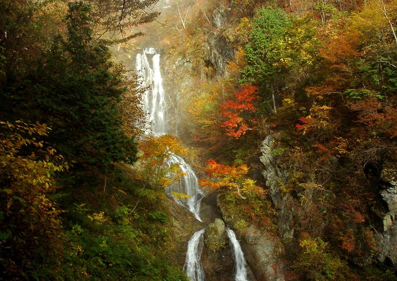 唐沢の滝01