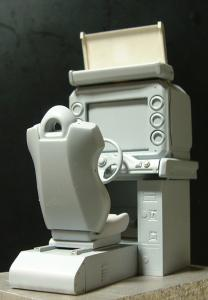 MT3原型仮組002