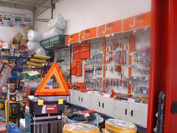 北京のカー用品店街06