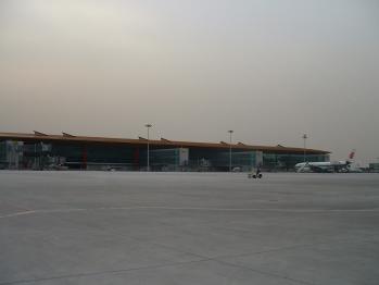 北京空港さよならウィング