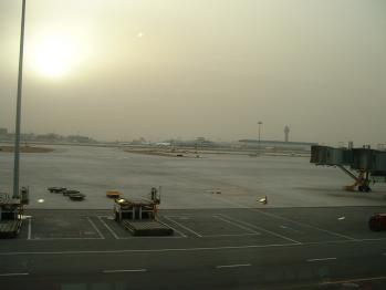 北京空港さよならロビー