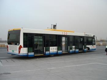 北京空港さよならバス