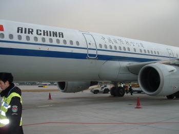 北京空港CA183御苦労04