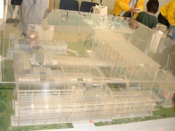 JAXA-亜音速回路風洞全体模型