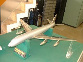 JAXA-DC8模型001