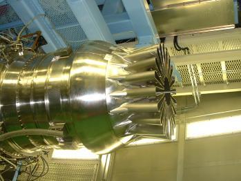 JAXA-エンジン運転室サイレンサー