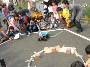 JAXA-子供月面作業車RC教室