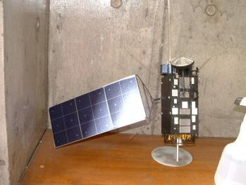 JAXA-衛星模型001