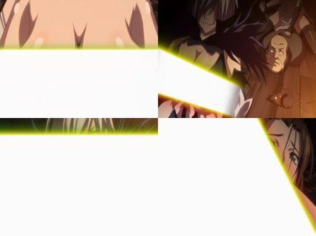 魔乳秘剣帖 第1話