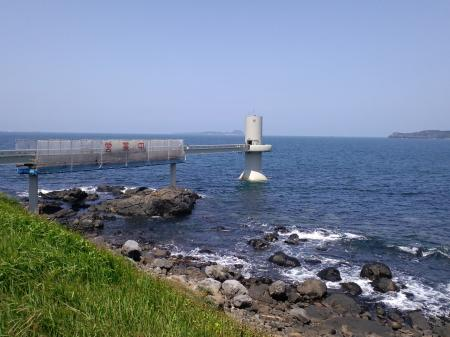 海中展望台