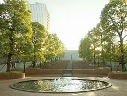 東洋大学白山甫水の森