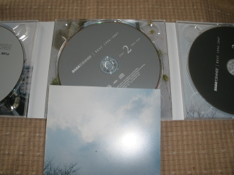 先日のCD&キルト・・・