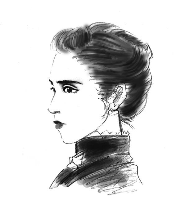陸奥亮子の肖像 - あやつり座