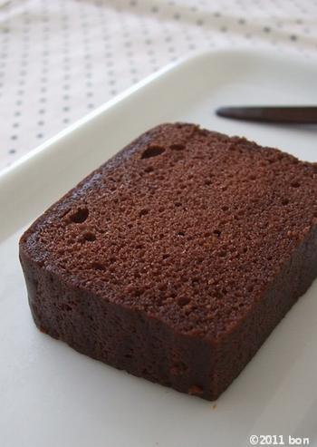 ブランデーケーキ (8)