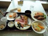 201108岐阜都ホテル朝食バイキング
