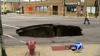 シカゴsinkhole2