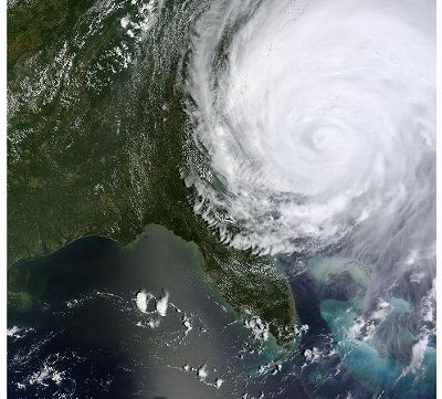 宏観亭見聞録 ハリケーン・アイリーンの脇に …… 全体