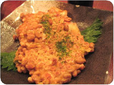 納豆炒め焼き