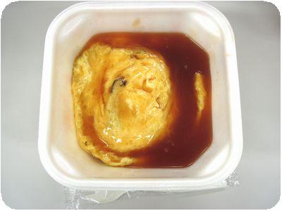 天津飯(甘酢)