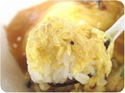 天津飯(醤油)