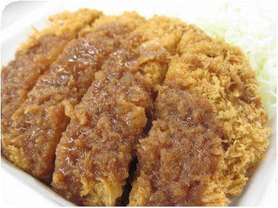 ハバネロチキンメンチカツ丼