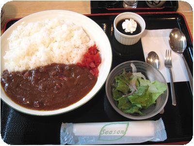黒豆カレー