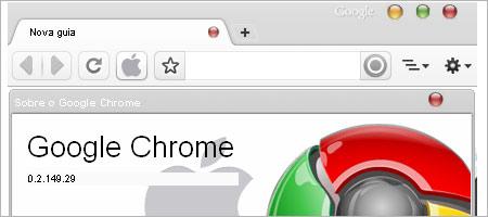 GoogleChromeテンプレート